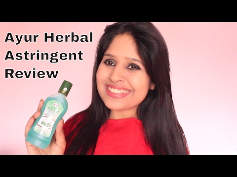 Ayur Herbal Aloevera Astringent | HOT OR NOT | Best Astringents in India