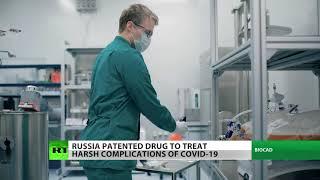 Russian COVID-19 drug passes new hurdle