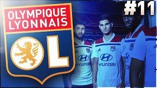 FM 2018 | Olympique Lyon | #11 - Czy wygramy grupę LM?