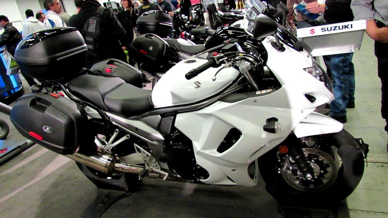 2013 suzuki gsx1250fa - walkaround - 2013 montreal motorcycle show