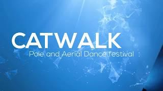 Тихомирова Мария - Catwalk Dance Fest IX[pole dance, aerial] 1.10.17.