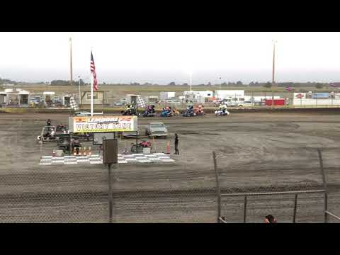 Lemoore Raceway 9/29/18 Restricted Heat 1