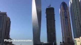 Revelation (Cayan Tower Infinity Tower Skyskraper Dubai 2015)
