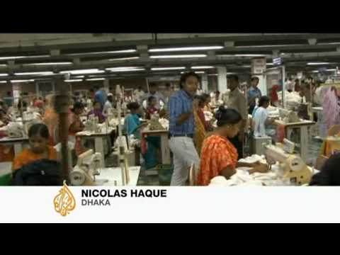 Bangladeshi labourers demand more pay