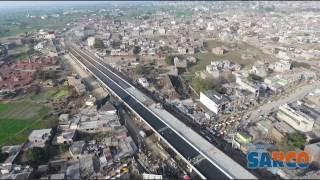 Shaheen Chowk Flyover Gujrat - SARCO
