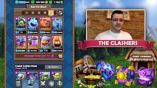 Clash Royale - End of Season - CHEST OPENING