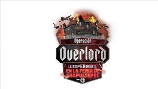Nueva atracción de terror en La Feria - Operación Overlord