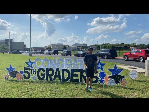 Joe Lee Johnson Elementary School | 5th Grader Graduation 2021