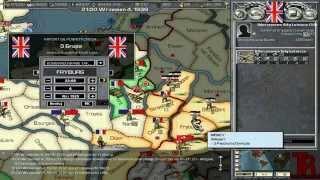 Europa Universalis: II Wojna Światowa gameplay
