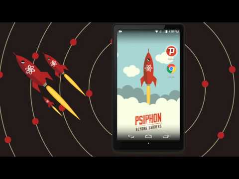 Psiphon Demo - Google Play Store
