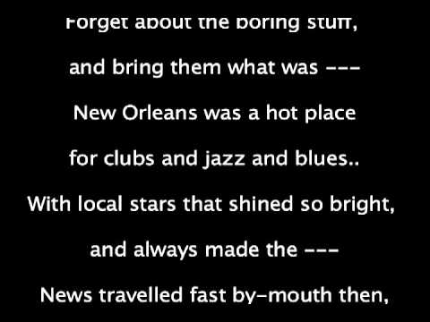 """""""Miss. Susie Q."""" (song by Captain Cardinal & The Bluebirds)"""