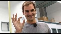Swissmint Sondermuenze Roger Federer,  von der Idee zur Münze