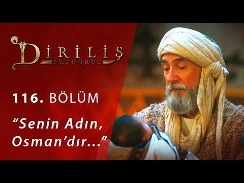 Diriliş Ertuğrul 92. Bölüm - Osman Bey'in Müjdelenmesi