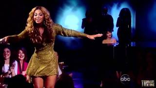 beyonce live best thing i never had live on the view hd 720 2011