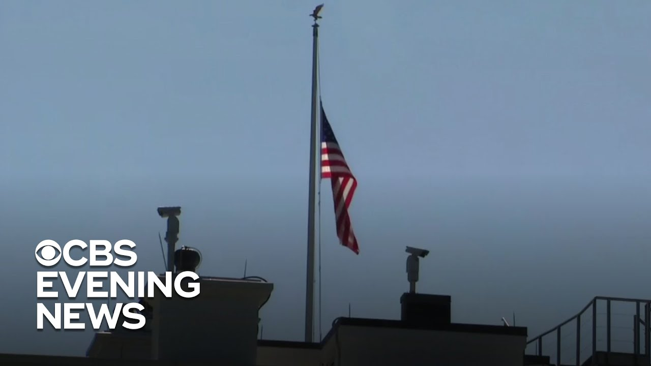 Americans mourn the death of Congressman John Lewis