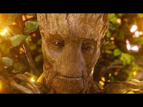 Groot's Sacrifice Scene   Guardians Of the Galaxy