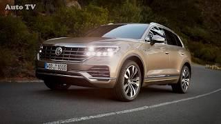 2019 Volkswagen Touareg Test Drive & Features