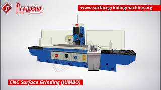 Surface Grinding Machine, CNC Surface Grinding
