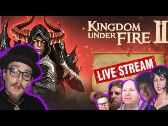War God (Kingdom Under Fire 2)