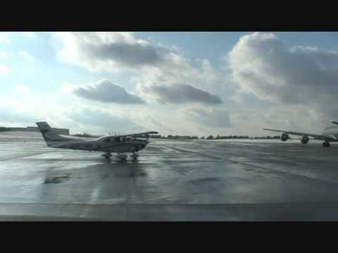 2 Cessna 182 Turbos Atlantic Ferry Kansas to Koln