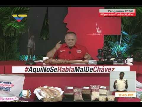 Diosdado Cabello desmiente supuesta masacre en Socopó, Barinas