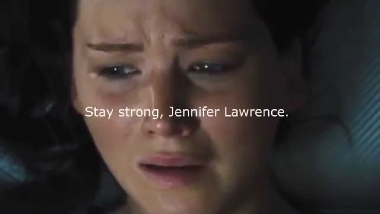 T jennifer lawrence nude facial leak