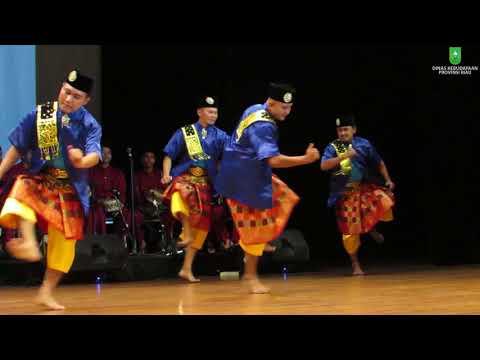 Zapin Tradisi Pulau Penyengat - Kepulauan Riau