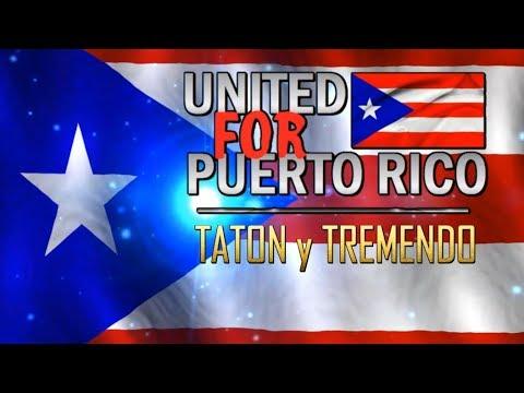 United For Puerto Rico feat. Taton y Tremendo 11.19.2017