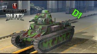 D1 - World of Tanks Blitz