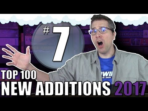 """New """"Top 100 Games"""" Additions 2017 - #7"""