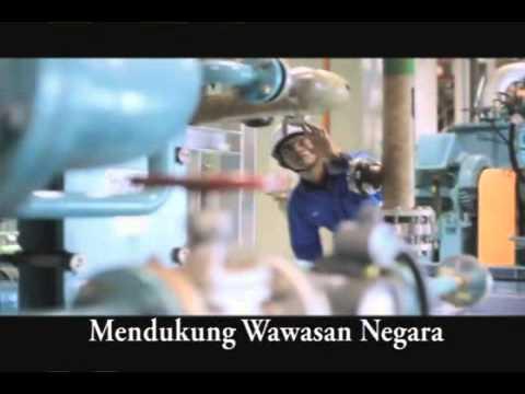Lagu Negaraku & Lagu Korporat TNB (06.09.2012)