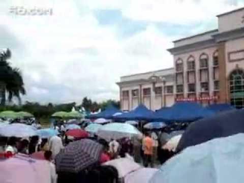 Sli slình làng Nùng Cháo ở Long Châu