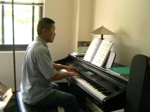 Chelsea Bridge (piano solo)