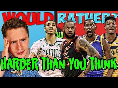 extremely-difficult-nba-would-you-rather-quiz!