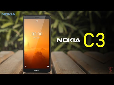 Nokia C3 Price, Official Look, Design, Specifications, Camera, Features and Sale Details