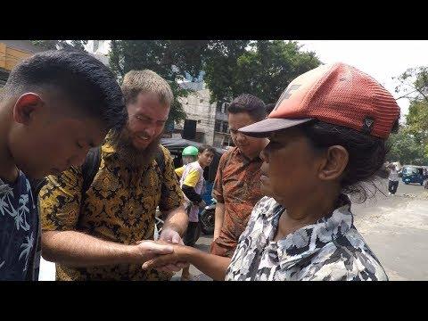 Indonesian woman breaks down into tears when hearing about JESUS