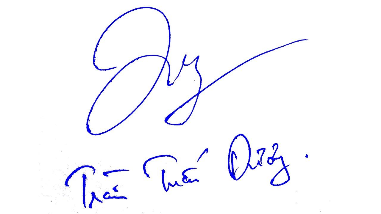 SCAN CHỮ KÝ BẰNG PHOTOSHOP CS6 – scan a signature