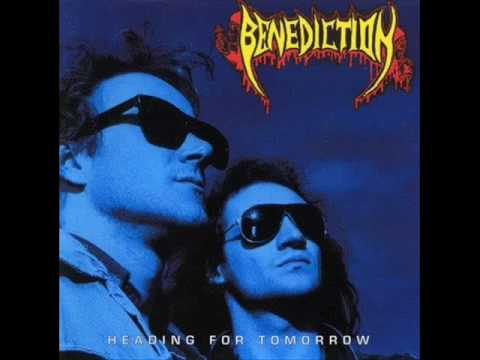 Benediction - Artefacted irreligion (audio only)