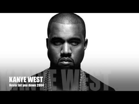 Blackjack Maybe its the power of love Sampled  Kanye West for Never let me down