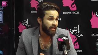بالفيديو .. حمو محسن يوضح أساسيات العناية بالشعر بطريقة صحيحة