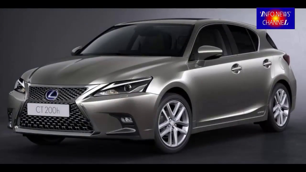 Lexus Ct200h 2018 Release Date And Price Youtube