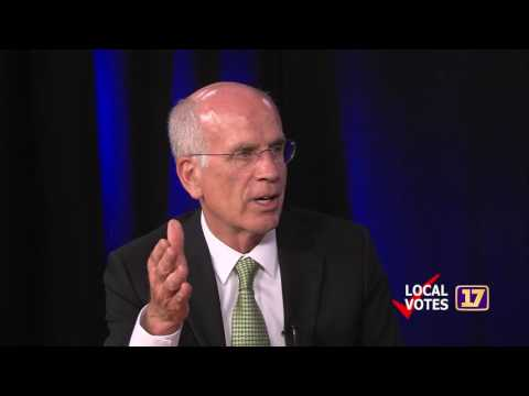 US Congress Representative from Vermont Candidate Forum Clip 10-17-2016