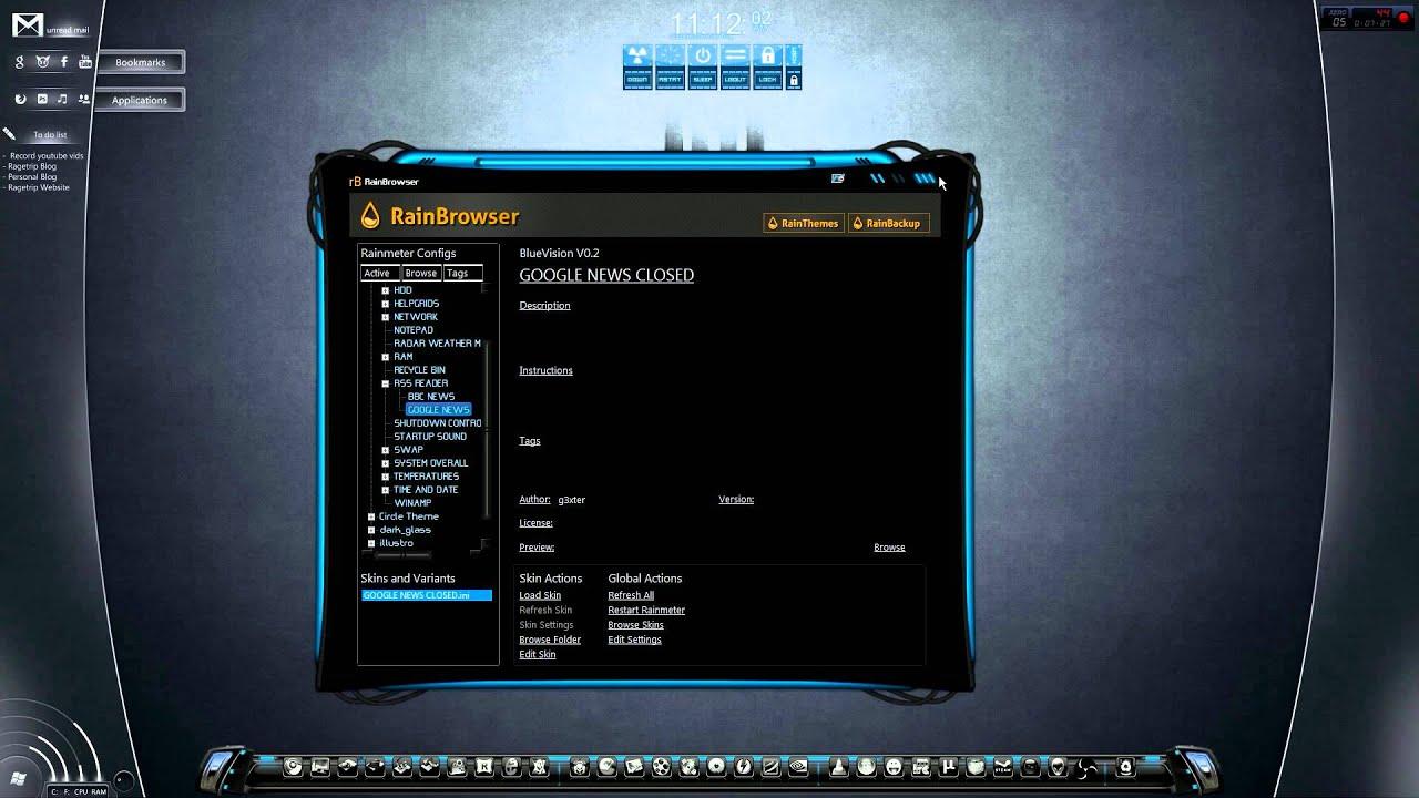Windows 7 Desktop Customization