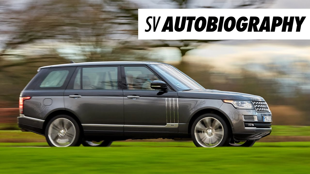 Land Rover Autobiography >> 2016 Range Rover SV Autobiography | Review - YouTube