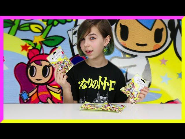 Neon Star Collectible Figure Tokidoki Surprise Blind Bag Opening