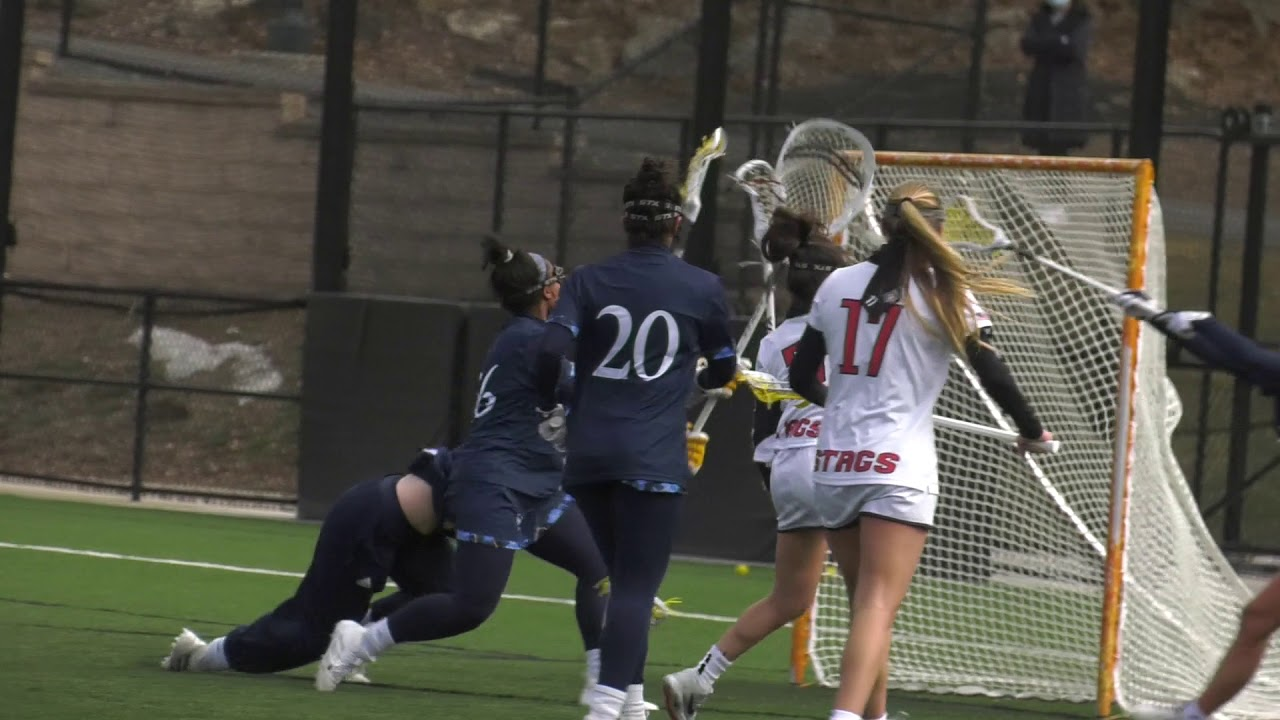 Fairfield Women's Lacrosse Picks Up First Win of the Season