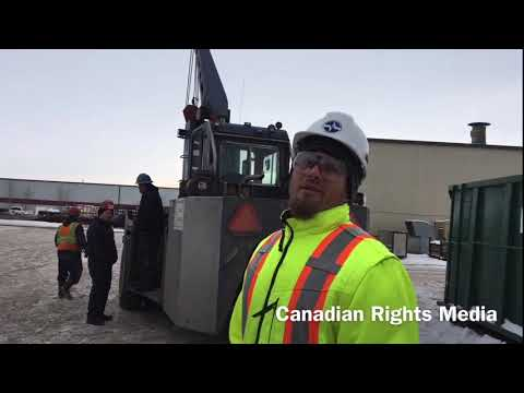 Canadian Rights Audit: Exchanger Industries Ltd. With Calgary Police Service
