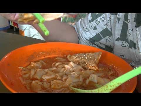 Chicken Curry Chee Cheong Fun, O & S Restaurant, Paramount Garden, June 2015
