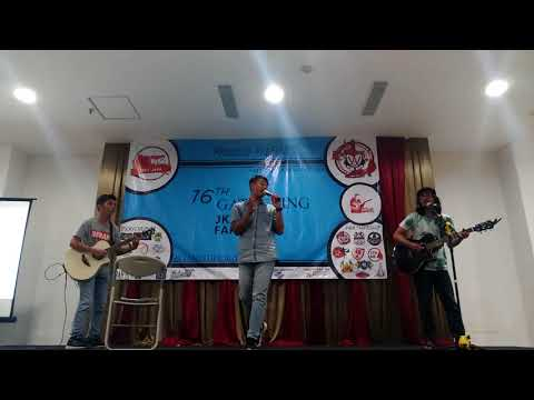 Gingham Check - Rangga Pranendra 16th GEJ Surabaya
