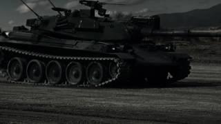 歌手の吉田凜音 、元アイドリング!!!の高橋胡桃らが演じる女性隊員たちの操縦する戦車に同乗しているかのような気分を体感できるアトラクション映画。
